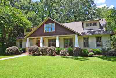 Jackson Single Family Home For Sale: 3835 Hawthorne Dr