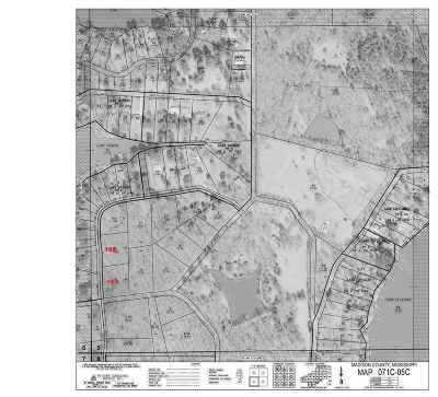 Madison Residential Lots & Land For Sale: Hanging Moss Ln