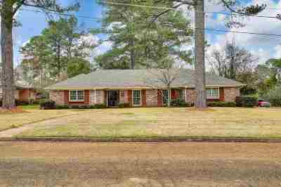 Jackson Single Family Home For Sale: 1450 Roswell Dr