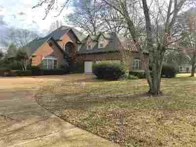 Canton Single Family Home For Sale: 522 S Deerfield Dr