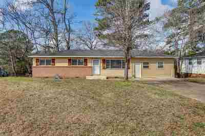 Pearl Single Family Home Contingent/Pending: 4108 Herrington Blvd