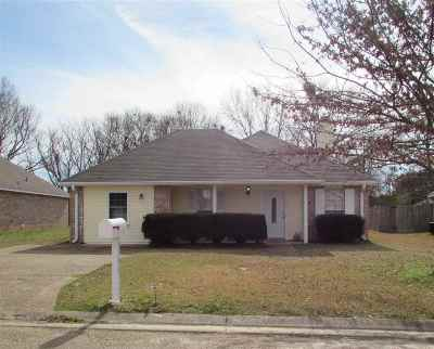 Byram Single Family Home Contingent/Pending: 2153 Meagan Dr
