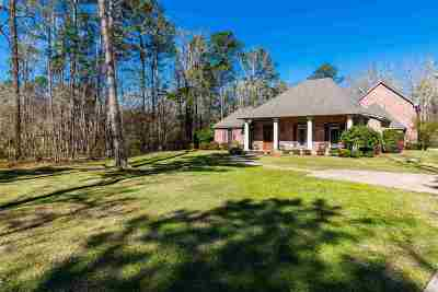 Rankin County Single Family Home Contingent/Pending: 212 Allyson Cv