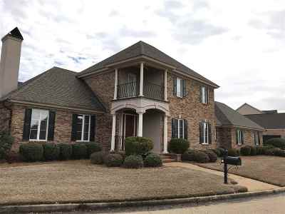 Ridgeland Single Family Home For Sale: 111 Summers Bay Dr