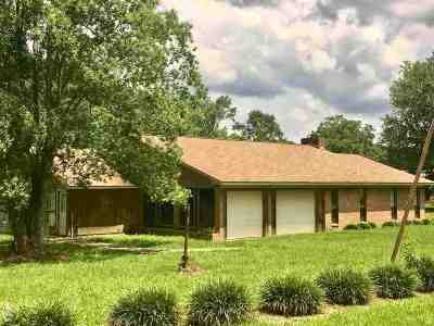 Simpson County Single Family Home Contingent/Pending: 160 Coats Rd