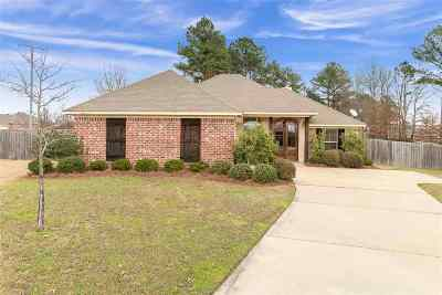 Brandon Single Family Home Contingent/Pending: 433 Spring Hill Point