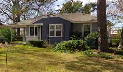 Pearl Single Family Home Contingent/Pending: 109 Oak Park Dr