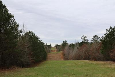 Residential Lots & Land For Sale: Attala County Rd 5112