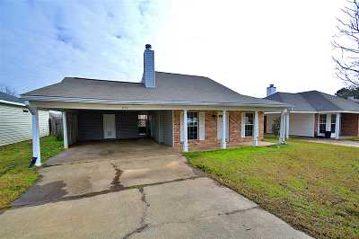Pearl Single Family Home Contingent/Pending: 242 Village Cv