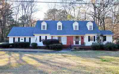 Jackson Single Family Home For Sale: 4293 Berlin Dr