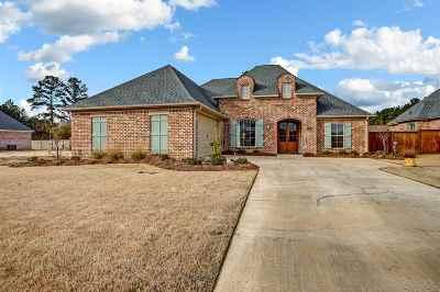 Flowood Single Family Home For Sale: 318 Royal Pond Circle