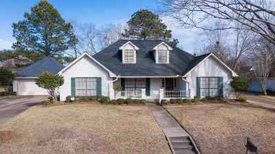 Jackson Single Family Home Contingent/Pending: 1014 Northpointe Dr