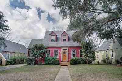 Jackson Single Family Home For Sale: 1833 Linden Pl