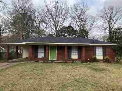 Pearl Single Family Home For Sale: 2366 Harahan Rd