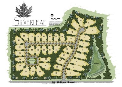 Madison Residential Lots & Land For Sale: Silverleaf Crossing