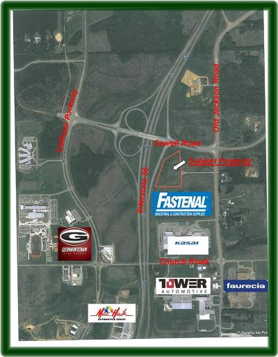 Madison Residential Lots & Land For Sale: Thomas Johnson Rd
