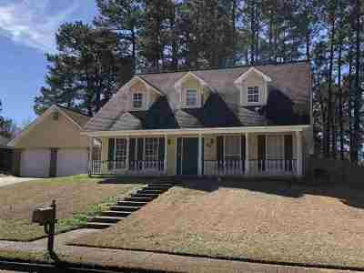 Clinton Single Family Home Contingent/Pending: 503 Winding Hills Dr
