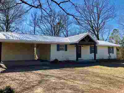 Simpson County Single Family Home Contingent/Pending: 1458 Athens Rd
