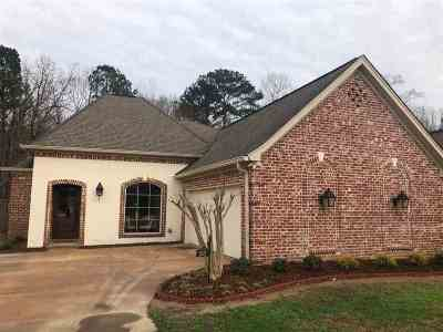 Pearl Single Family Home Contingent/Pending: 542 Asbury Lane Dr