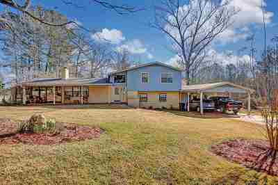 Rankin County Single Family Home For Sale: 300 Trickham Bridge Rd