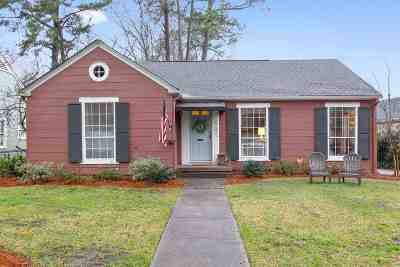 Jackson Single Family Home For Sale: 1733 Devine St