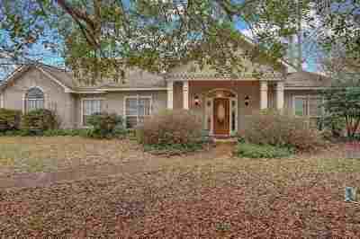 Brandon Single Family Home For Sale: 406 Overland Cv