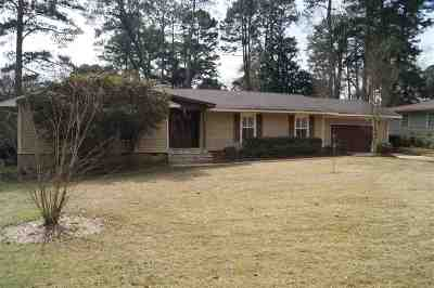 Jackson Single Family Home For Sale: 1949 Meadowbrook Rd
