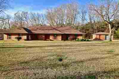 Jackson Single Family Home Contingent/Pending: 156 Duranville St