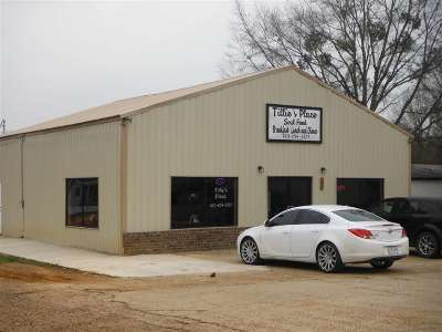 Walnut Grove MS Commercial For Sale: $99,900