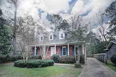 Jackson Single Family Home For Sale: 2021 Cherokee Dr