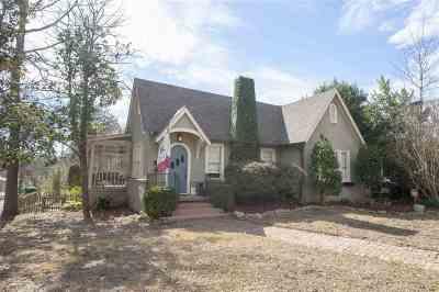 Jackson Single Family Home For Sale: 1523 Belmont St