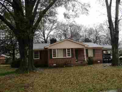 Canton Single Family Home Contingent/Pending: 315 Shady Lane Ln