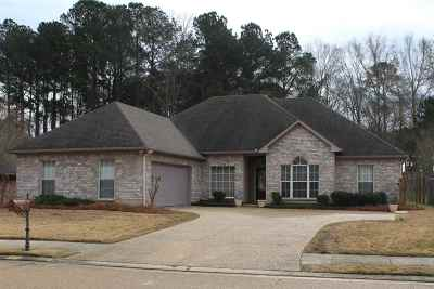 Rankin County Single Family Home For Sale: 216 Lighthouse Ln