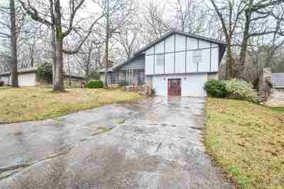 Jackson Single Family Home For Sale: 408 Sharon Hills Dr