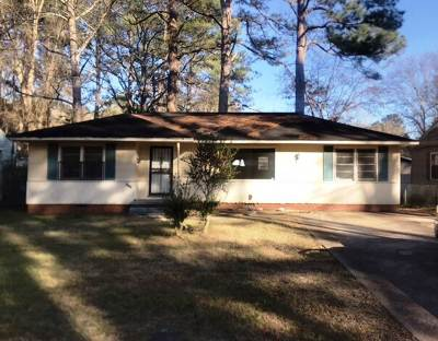 Jackson Single Family Home For Sale: 2836 Pinebrook Dr