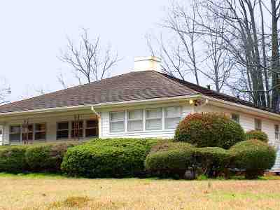 Hinds County Single Family Home For Sale: 638 West Main St