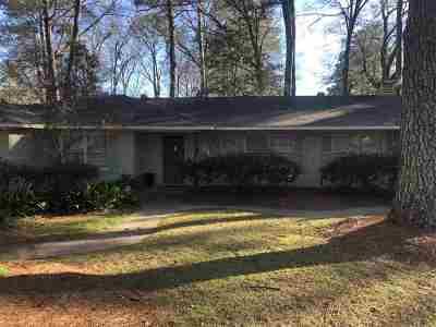 Jackson Single Family Home For Sale: 5235 Hialeah Dr