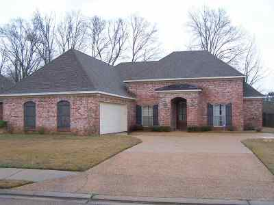 Hinds County Single Family Home For Sale: 143 Oak Meadow Dr