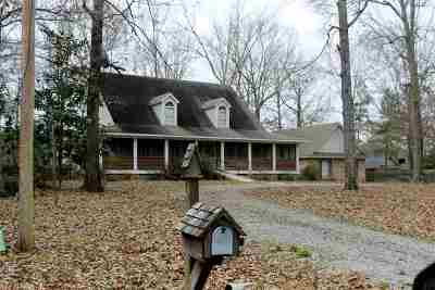 Hinds County Single Family Home For Sale: 4508 Pine Lake Dr