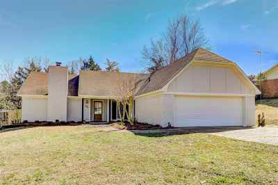 Hinds County Single Family Home For Sale: 304 Parker Dr