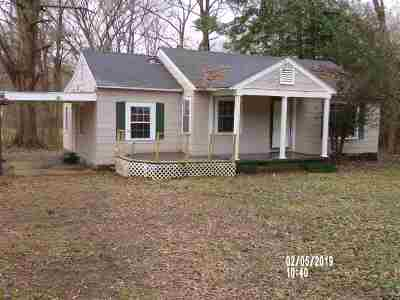 Jackson Single Family Home For Sale: 5163 Barrier Pl