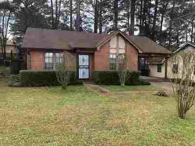Jackson Single Family Home For Sale: 1243 Anna Lisa Ln