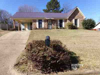 Hinds County Single Family Home For Sale: 2449 Wynndike Rd