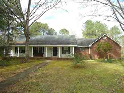 Single Family Home For Sale: 2078 Upton Rd