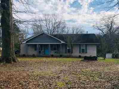 Smith County Single Family Home Contingent/Pending: 2122 Scr 32-B1