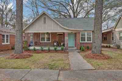 Jackson Single Family Home For Sale: 215 Millsaps Ave