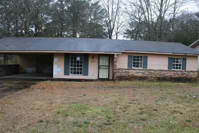 Jackson Single Family Home For Sale: 3039 Suncrest Dr