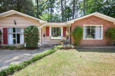 Jackson Single Family Home For Sale: 5461 Pinelane Dr