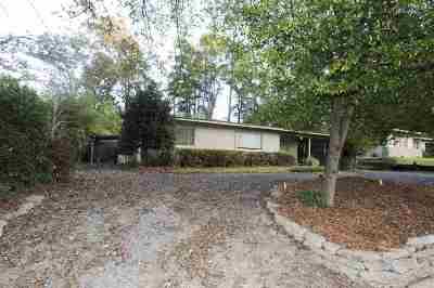 Jackson Single Family Home For Sale: 1612 Lockwood St