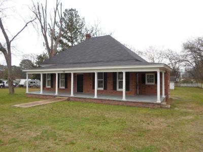 Madison County Single Family Home Contingent/Pending: 386 N First St